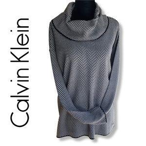 NWOT 🌺 Black & White Herringbone Sweater | Small